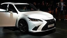 Lexus Es 300h 2018 Notre Avis Sur La Nouvelle Es Hybride
