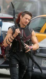 Hawkeye Avengers Hair