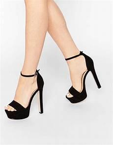 bellissimo sandali con tacco asos hickory donna x77v3020