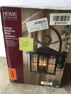 home decorators collection brimfield 3 light aged iron outdoor wall lantern y37030a 151