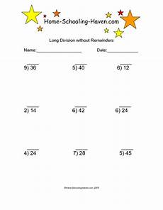 division worksheets 4th grade without remainders 6678 division without remainders 6 worksheet for 3rd 4th grade lesson planet