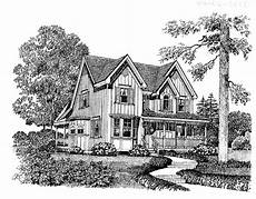 gothic revival house plans gothic revival house plan with 1582 square feet and 3