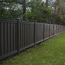 trex fencing in winchester grey avant garden