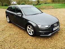 2013 Audi A4 Avant 2 0tdi 143ps Multitronic 2013my S