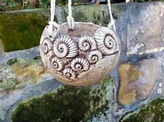 H 228 Ngeel Quot Ammonit Quot Gartenkeramik Blumenel Terra