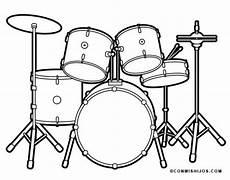 Malvorlagen Zum Nachmalen Musik Ausmalbilder Schlagzeug Ausmalen Ausmalbilder Schlagzeug