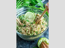 cilantro lime quinoa_image