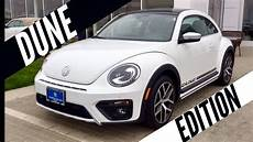 2018 Vw Beetle 2 0t Dune Edition White