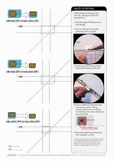 iphone 4 sim card cutting template how to cut your own nano sim card for your iphone 5