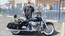harley road king pre owned 2004 harley davidson road king classic