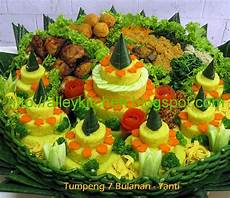 Aroma From Alley Kitchen Tumpeng 7 Bulanan Yanti