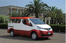 Nissan Evalia C Is A Convertible Mpv Worth 47 500 Euros