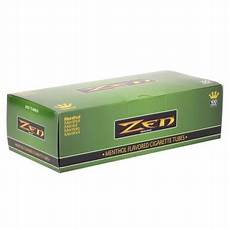 Cigarette Menthol Prix 224 Cigarette 100s Menthol Zen Cigarettes 100mm