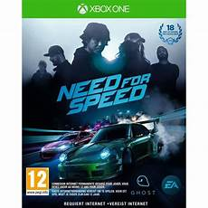 need for speed jeu xbox one avis test black friday