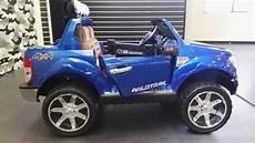 elektrische kinderauto ford ranger 12v 2 4g