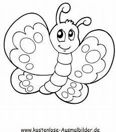 Kinder Malvorlagen Schmetterling Ausmalbild Schmetterling 8 Zum Ausdrucken