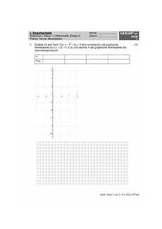 schulaufgaben realschule klasse 7 mathematik catlux