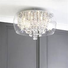 Led Deckenleuchte Badezimmer - marquis by waterford nore led large encased flush
