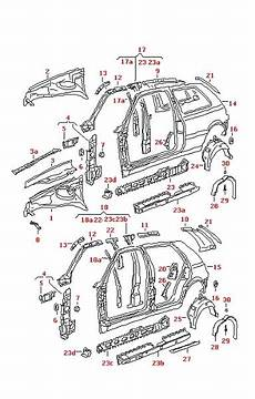 vw golf mk4 parts diagram automotive parts diagram images