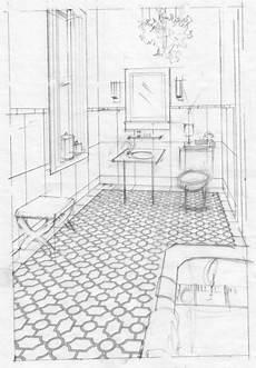 Bathroom Ideas Drawing by Bathroom Sketch 199 Izimler Drawing Interior