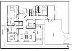 Grundriss Ebenerdiges Haus - ground floor plan for home new home plans design
