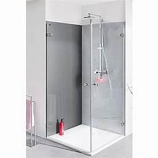 alu verbundplatte dusche easywall alu verbundplatte dekor beton 100 x 205 cm