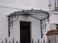 marquises de porte porte en fer forge exterieur int 233 rieur marquises et portes