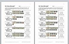 money worksheets do i enough 2107 do i enough money worksheets by stockwell s teaching tools