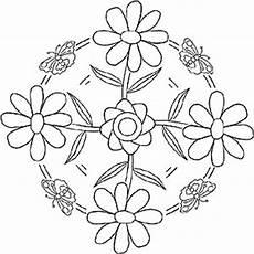 Malvorlage Jahreszeiten Mandala Natur Und Jahreszeiten Mandalas Zum Ausdrucken