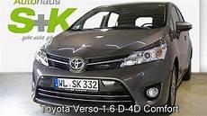 Toyota Verso 1 6l D 4d Comfort Plus 041120 Platinum Bronze
