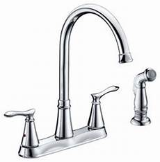 menards kitchen faucet tuscany 174 marianna two handle kitchen faucet at menards 174