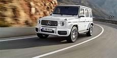 Neuer Mercedes Amg G 63 2018 Alle Infos Und Preis Der