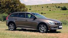 2016 volvo v60 d4 cross country car review