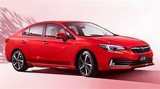 2020 subaru hatch subaru impreza 2020 facelifted hatch and sedan gets even