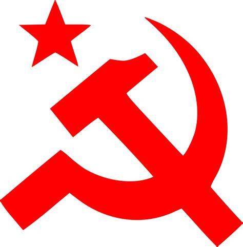Communist Hammer And Sickle