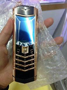 2019 2016 Led Luxury Signatue Ceo 168 Vertu Mobilephone