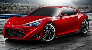 CARS Br 2011 NYIAS New Scion FR S Concept Brings Sexy