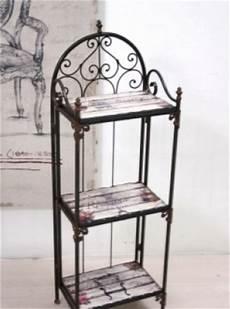 scaffale ferro scaffale ferro vintage chic basso etnico outlet mobili