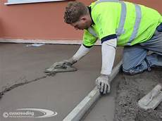 the right screed mixture csc screeding