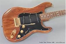 1983 Fender Strat Walnut Sold Www 12fret