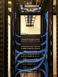31 Proper Cable Management Photos That Will Make Telecom