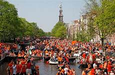 Is King S Day In Europe S Wildest Celebration