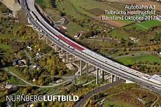 Autobahn A3 Baustellen - autobahn a3 talbr 252 cke heidingsfeld baustand oktober 2017