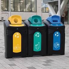 conteneur tri selectif conteneurs et poubelles de tri s 233 lectif glasdon