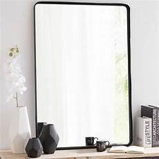 Spiegel Weston Mit Schwarzem Metallrahmen H 110 Cm