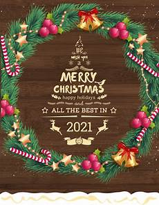 christmas email builder wishing merry christmas