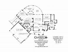 executive bungalow house plans lakeview cottage house plan 16009 1st floor plan