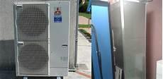 pompe a chaleur air eau plancher chauffant climatisation chauffage albi mat 233 riel particuliers acf