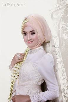 Lia Wedding Akad Nikah Model Gaun Pengantin