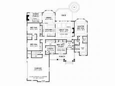 eplans craftsman house plan craftsman style house plan 4 beds 3 baths 2491 sq ft